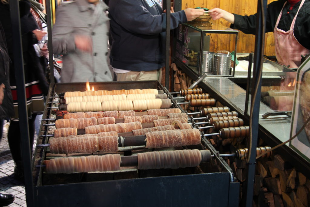 Foods Of Europe Trdelnik