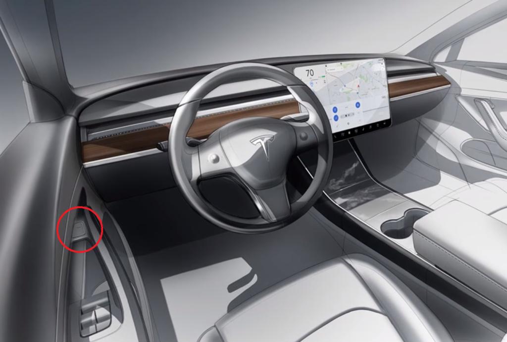 Self Driving Technology, full lockdown mode