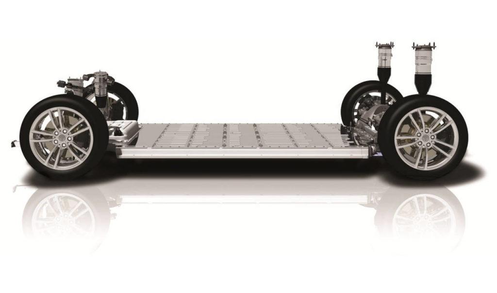 Model S Skateboard Design
