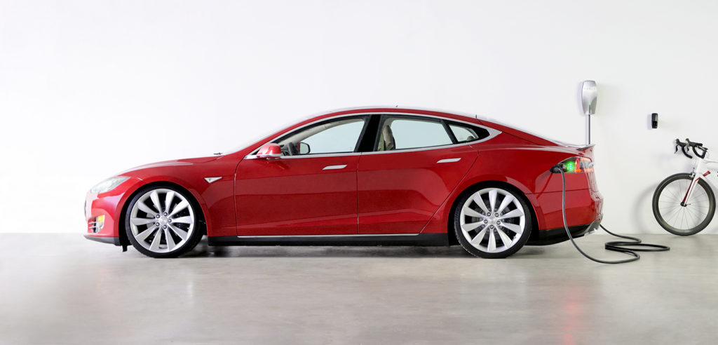Plugged In Model S