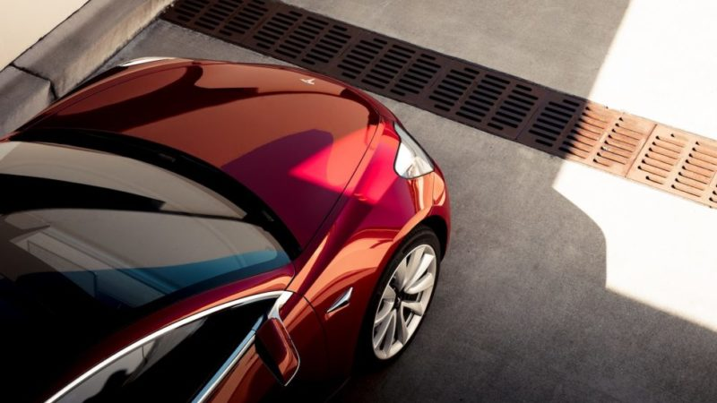 What Are The Tesla Model 3 Color Options?
