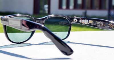 Solar Powered Sunnies A Reality!