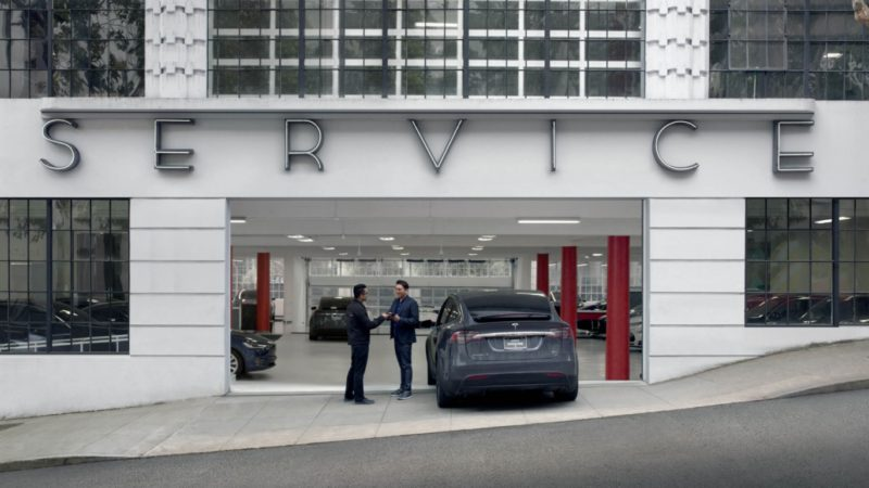 How Many Tesla Service Centers Are There?