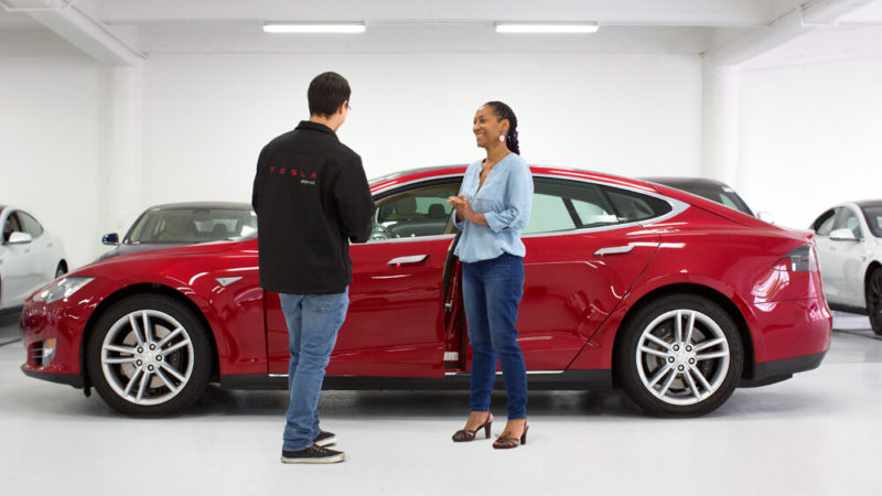 What Does A Tesla Service Include?