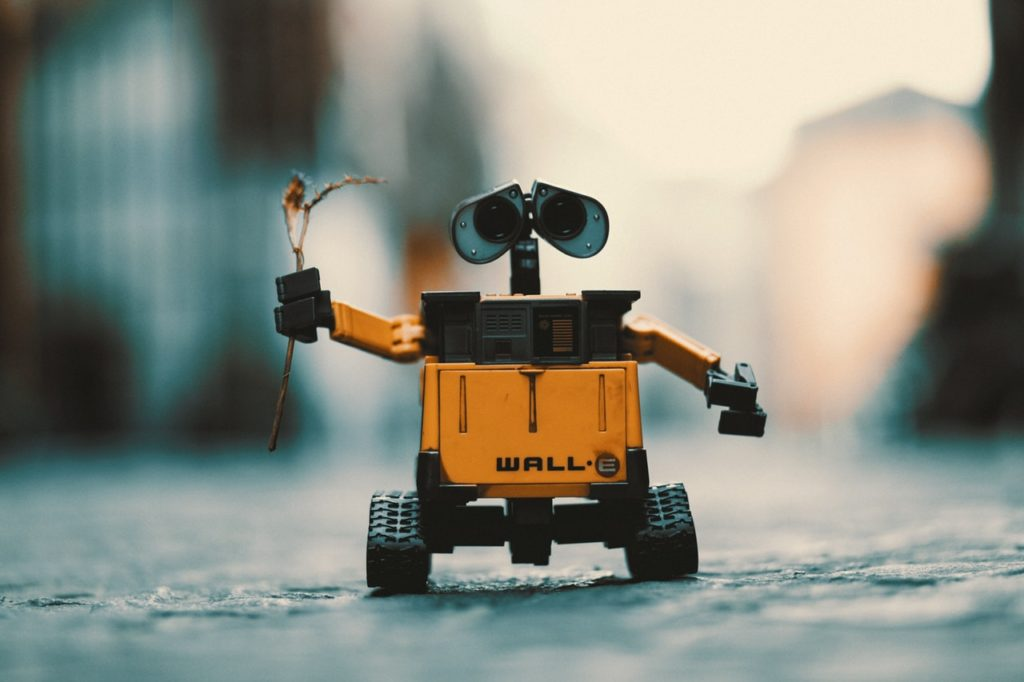Walle used Machine Learning