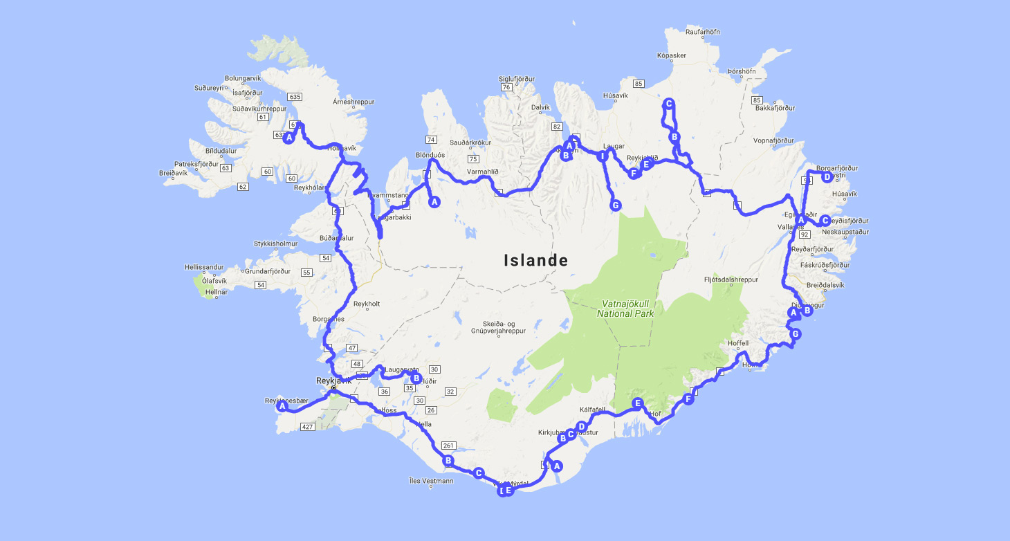 Cheaper Travel In Iceland