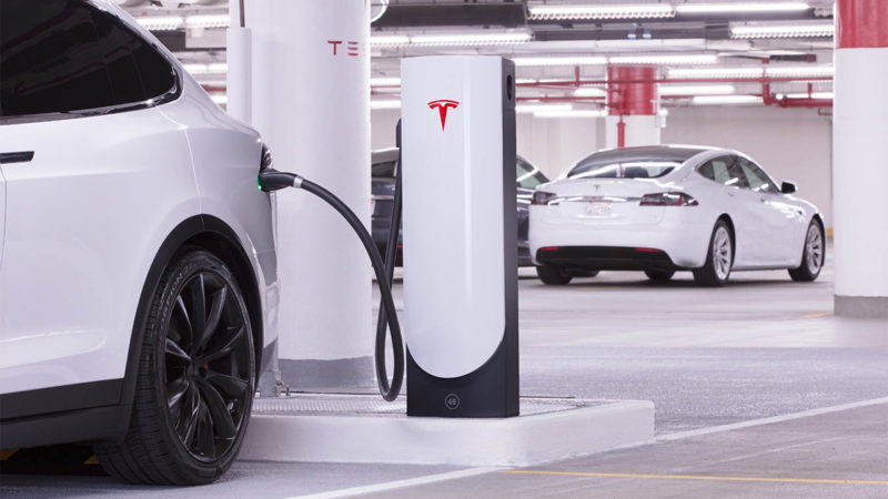 Tesla Releases Urban Supercharger For People In Units