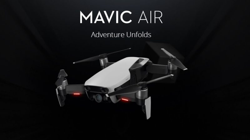 The DJI Mavic Air Alex Shoolman Guide
