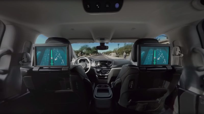 Waymo Releases Awesome 360 Degree 4K Self-Driving Explainer Video