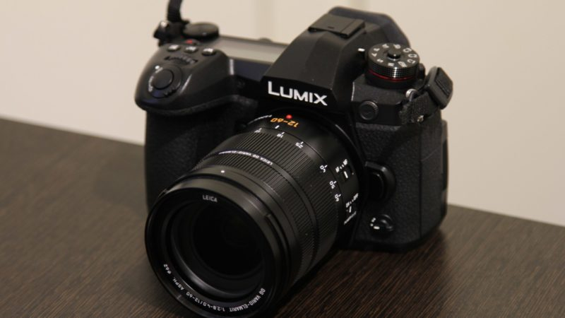 Review: Panasonic Lumix G9 Camera Review