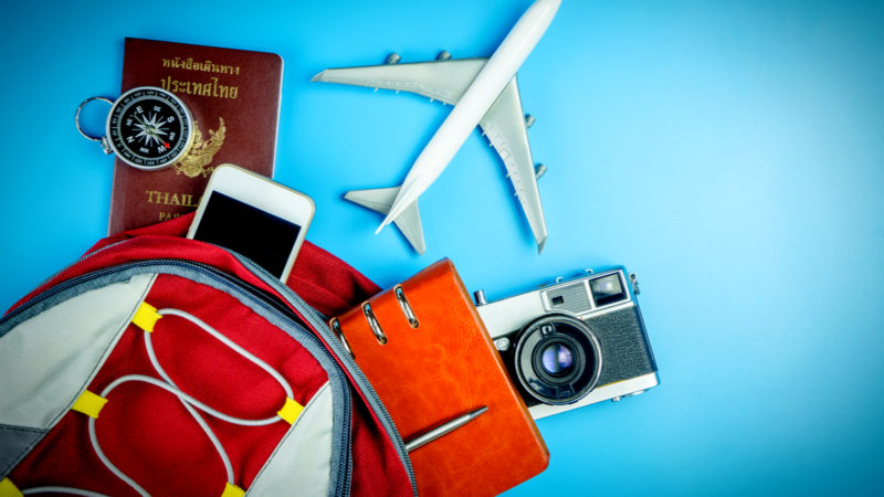 5 Must Haves To Make Travel Life Easier