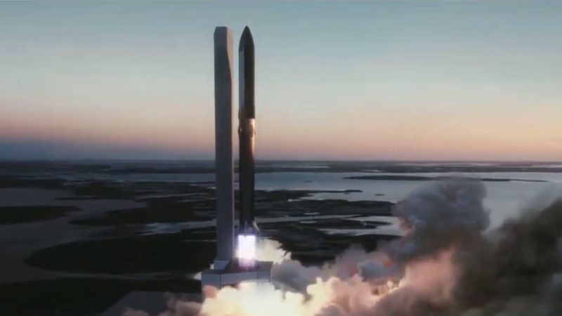 SpaceX Starship Could Be Safer Than A Car Within 1 Year