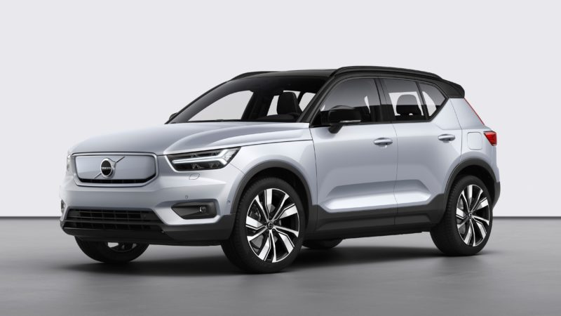 Volvo XC40 Recharge Hits It Out Of The Park