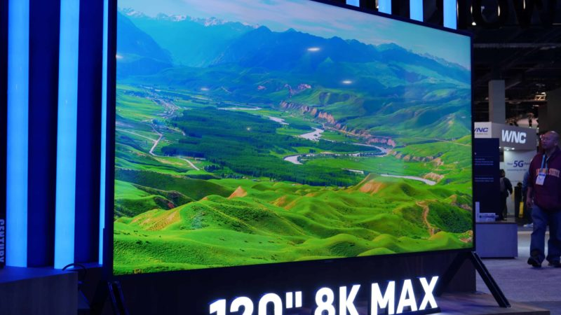 CES 2020: Latest TV Trends And Tech