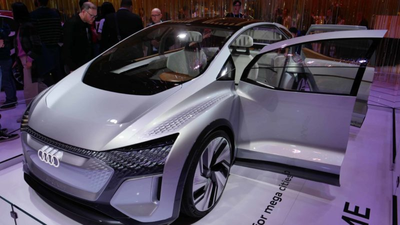 CES 2020: Cars, Self Driving And EV Tech