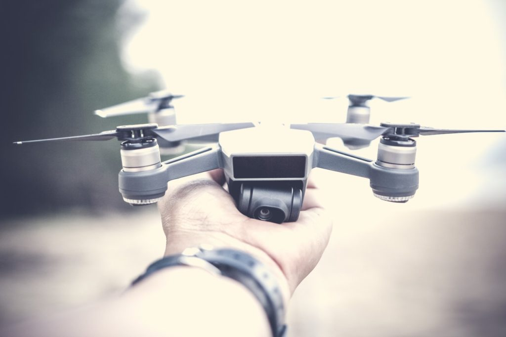 Give Your Business The Edge With Drones